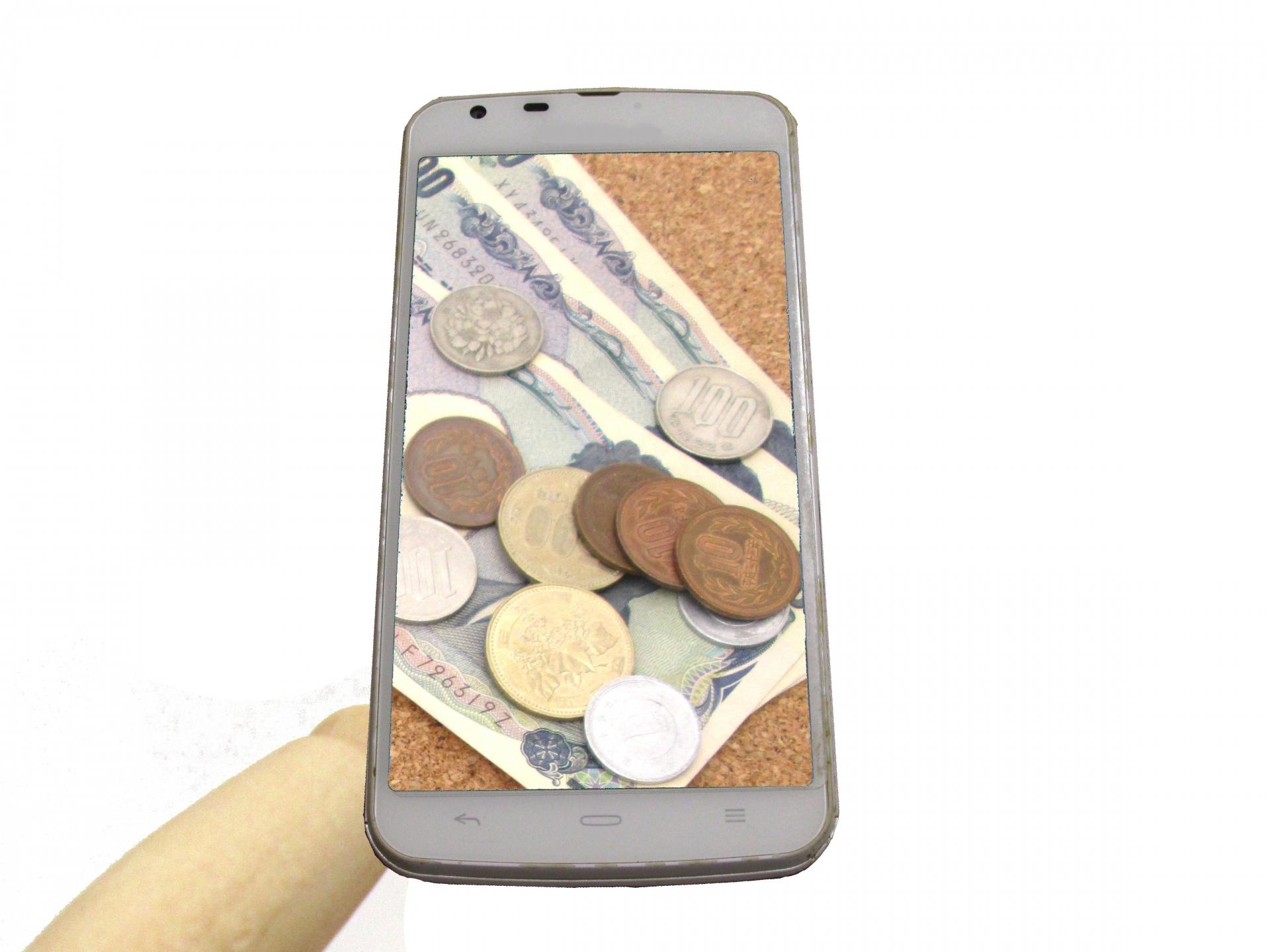 携帯キャリア決済を現金化するのは違法なのか?